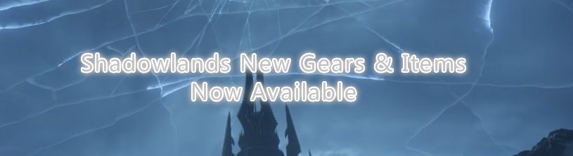 Buy WoW Shadowlands Items